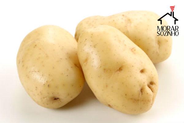 tipo de batata ágata