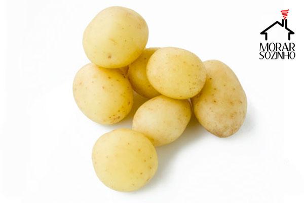 tipo de batata bolinha