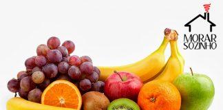 como escolher frutas