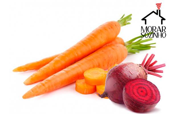 como escolher legumes