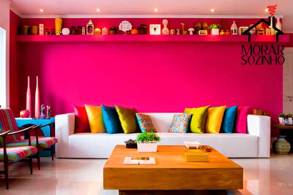 dicas baratas para decorar a casa