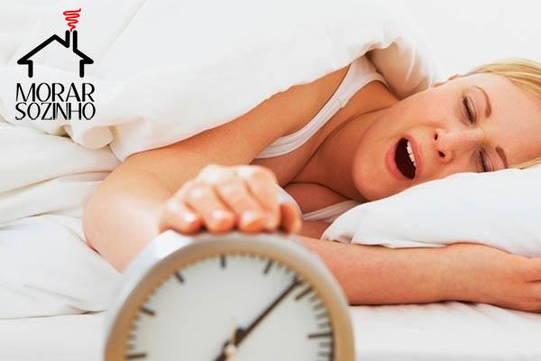 levantar da cama de manhã
