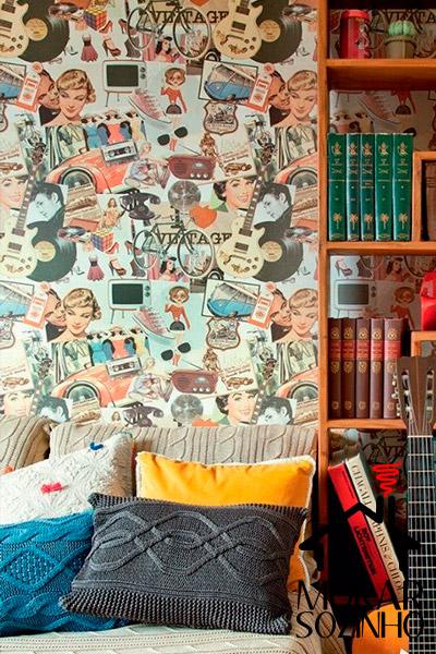 decoração fácil morar sozinho