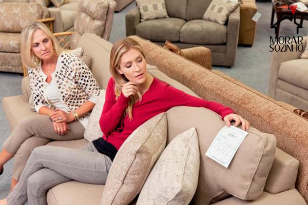 mobiliar a casa morar sozinho