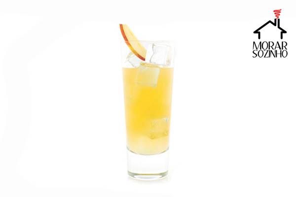 preparar drinks com vodka morar sozinho