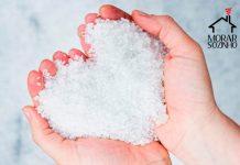 usos para o sal