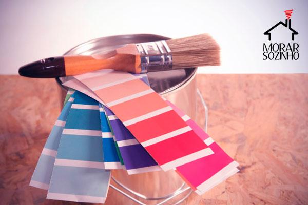 tendências 2017 cores decoração morar sozinho