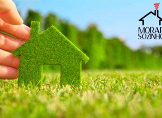 casa sustentável dicas morar sozinho