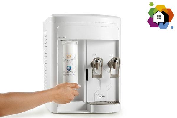 como escolher filtro de água morar sozinho dicas